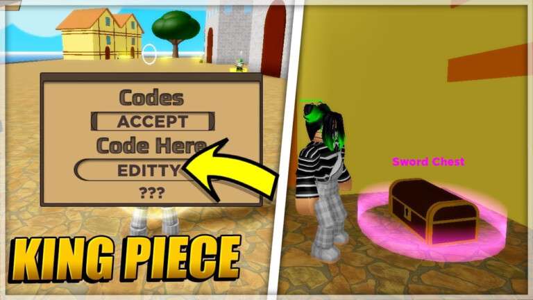 ALL NEW King Piece Codes April 2020 ROBLOX YouTube