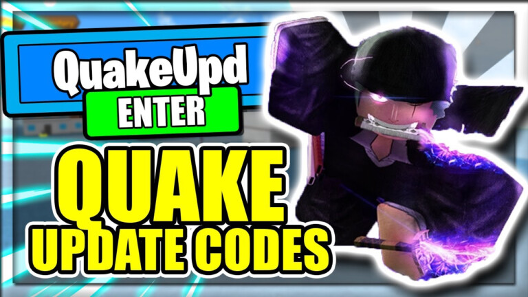 ALL NEW QUAKE UPDATE CODES King Piece Roblox YouTube
