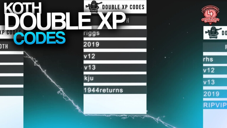 Arma 3 King Of The Hill Double Xp Codes 2019 V13