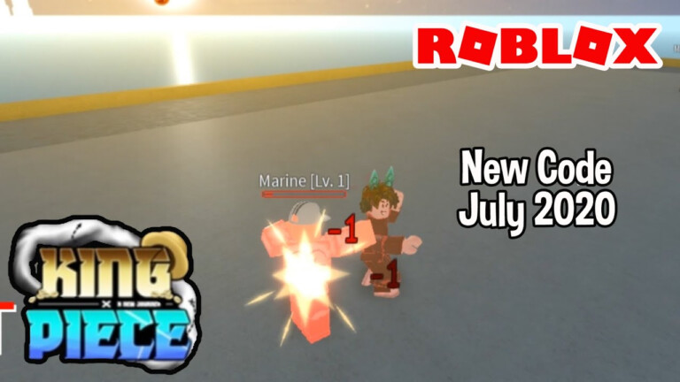 Roblox King Piece Codes July 2020 YouTube