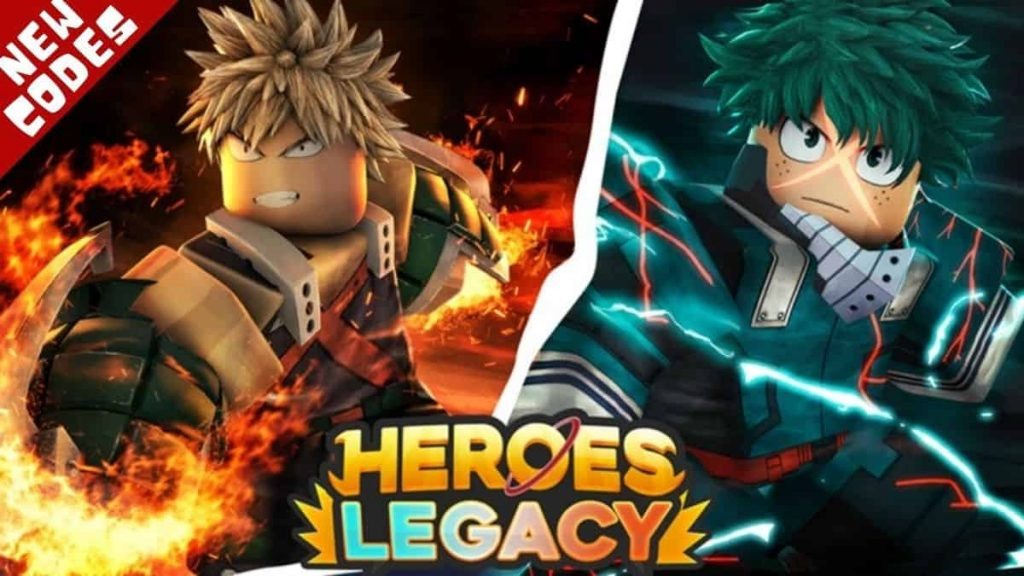 All Roblox Heroes Legacy Codes February 2021