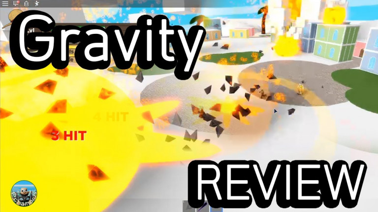 Roblox King Piece Review Gravity