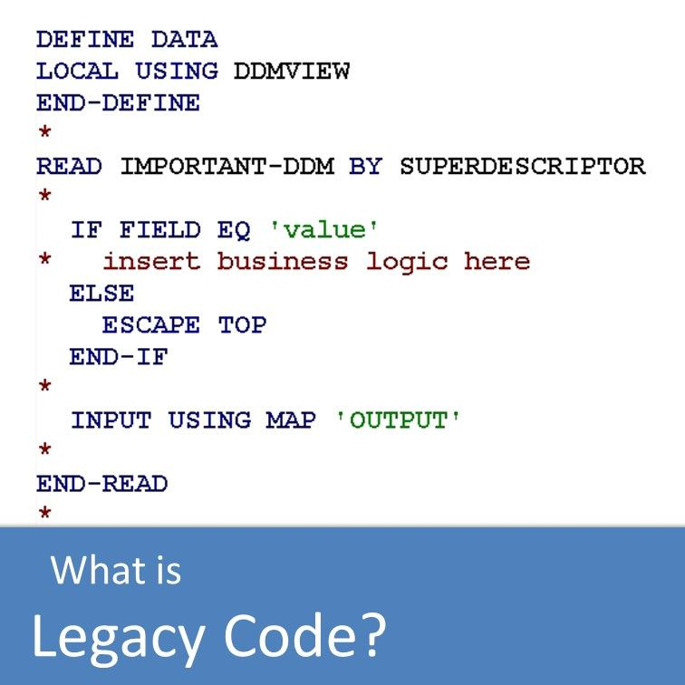 What Is Legacy Code Legacy Coder Podcast 5 SOA Rocks