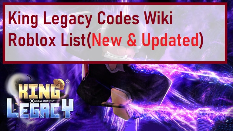 King Legacy Codes Wiki 2021 June 2021 Roblox MrGuider