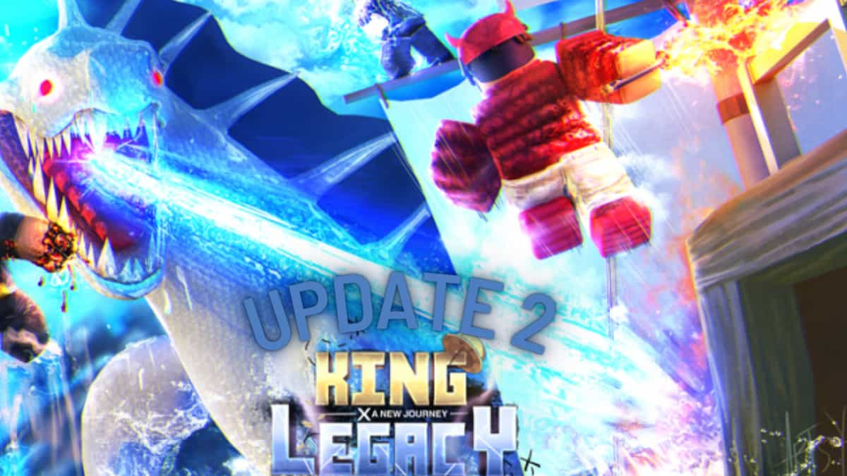 Roblox King Legacy Update 2 Bomb And Quake Abilities New